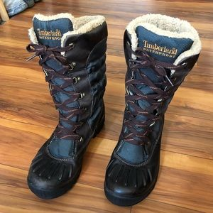 Timberland Waterproof Snow Boots